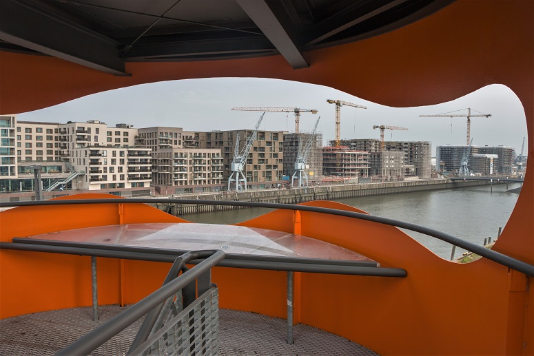 Hamburger Sehenswuerdigkeit ViewPoint Hafencity3