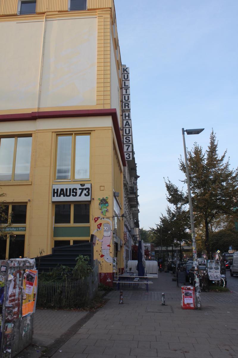 Haus 73 Hamburg