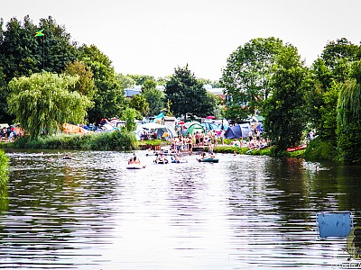 Festivalshuttle ReggaeJam Fluss